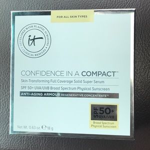 Confidence in a a Compact - Light